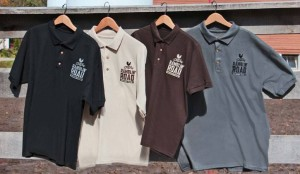 Ramblin' Road golf shirts