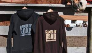 Ramblin' road hoodies