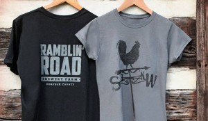 Ramblin' Road tee shirts