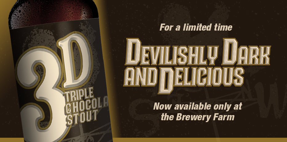 Devilishly Dark and Delicious