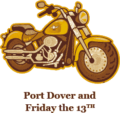 Port Dover and Friday The 13th